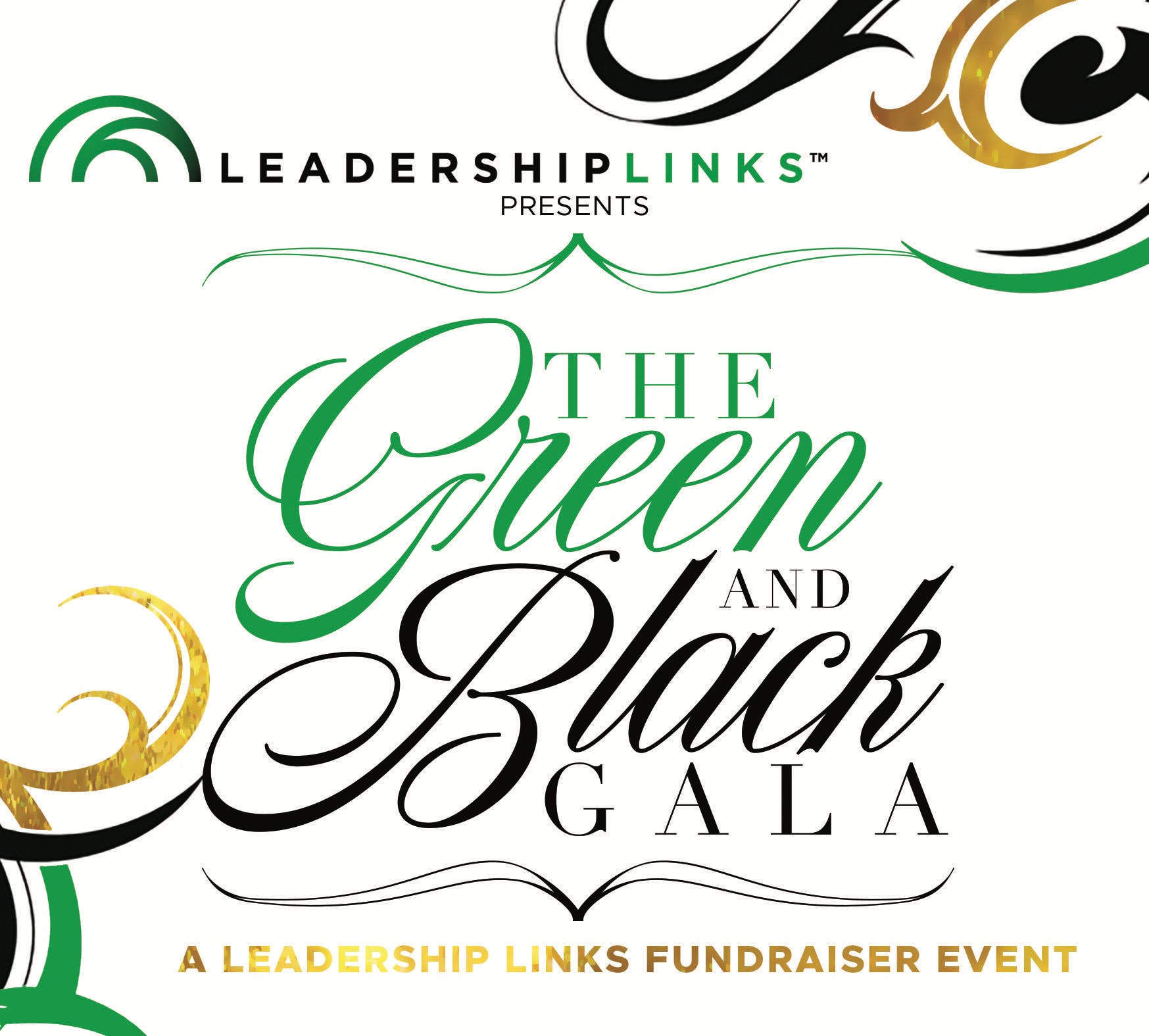 the green and black gala a leadership links fundraiser event 8