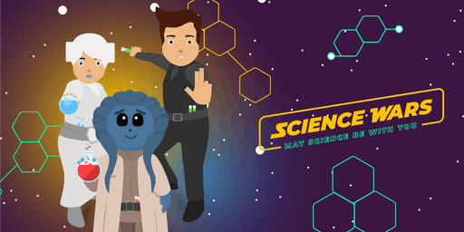 Science Wars - May Science Be With You