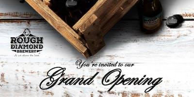 Rough Diamond Brewery Grand Opening