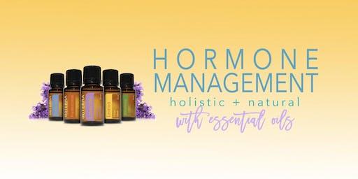Soul Medicine -Balancing Hormones Naturally & doTERRA
