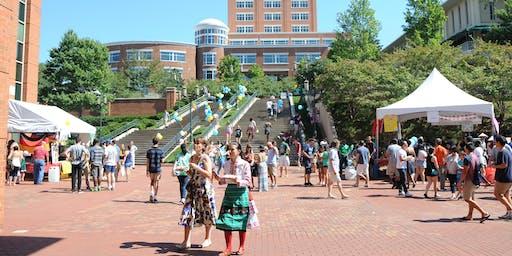 UNC Charlotte's International Festival