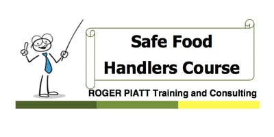 Safe Food Handling Course - North Battleford - Thursday May 2, 2019