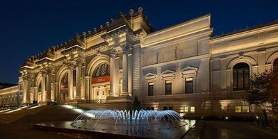 UD in NYC | Tour at the MET