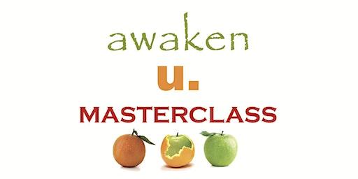 awaken u. MASTERCLASS