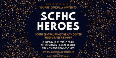 Celebrating SCFHC's Health Heroes