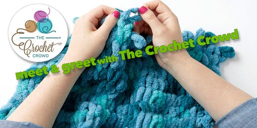 meet greet with the crochet crowd