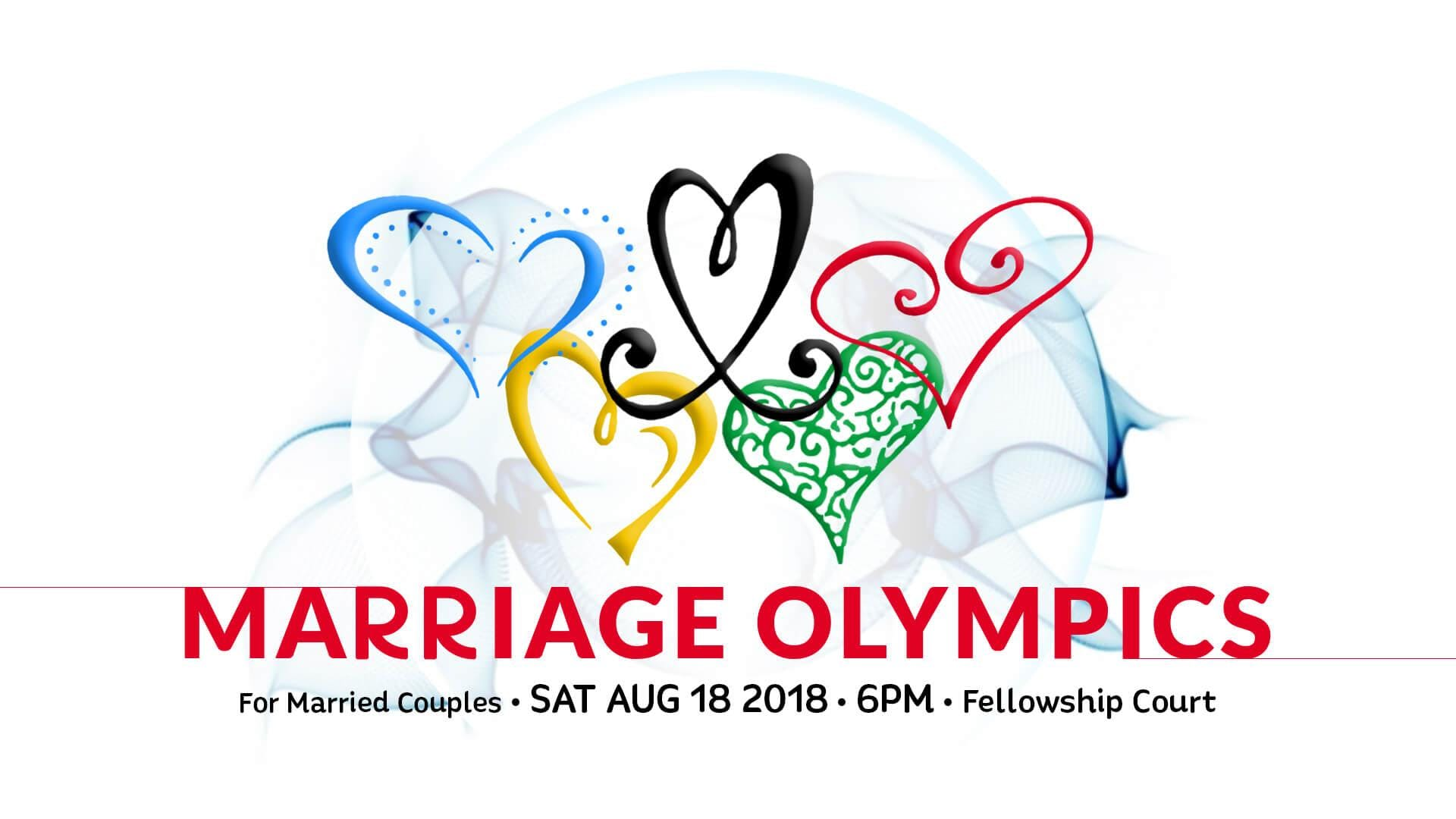Marriage Olympics