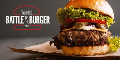 Time Out New York's Battle of the Burger 2018