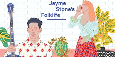Jayme Stone's Folklife at Devil Mountain Coffee House