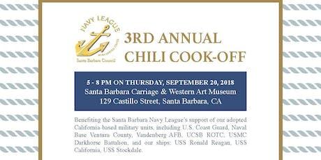 Profs at the pub tickets thu sep 20 2018 at 600 pm eventbrite santa barbara navy leagues 3rd annual chili cook off tickets colourmoves
