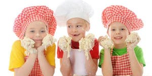 Wednesday, Lil' Chef Cooking Class - Ages 5 and up - HS