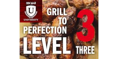 LAZIO - RM - GRP376 - BBQ4ALL GRILL TO PERFECTION Level 3 - LEROY MERLIN CIAMPINO