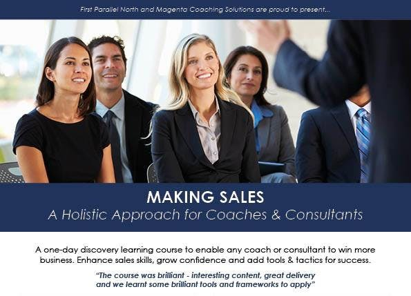 Making Sales - An Holistic Approach (for Busi