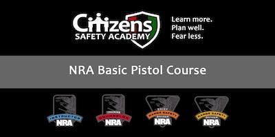 NRA Basics of Pistol Shooting (Lakeland, TN)