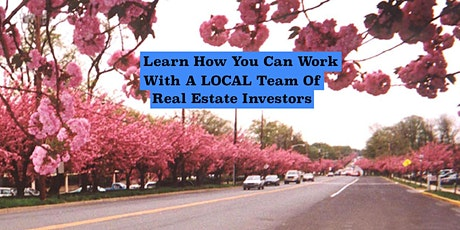Real Estate Investing LOCAL Team Introduction tickets