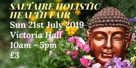Saltaire Holistic Health Fair tickets