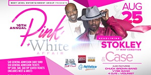 STOKLEY OF MINT CONDITION LIVE & 90'S R&B STAR CASE @...