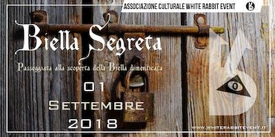 Biella Segreta - Passeggiata alla scoperta della Biella dimenticata