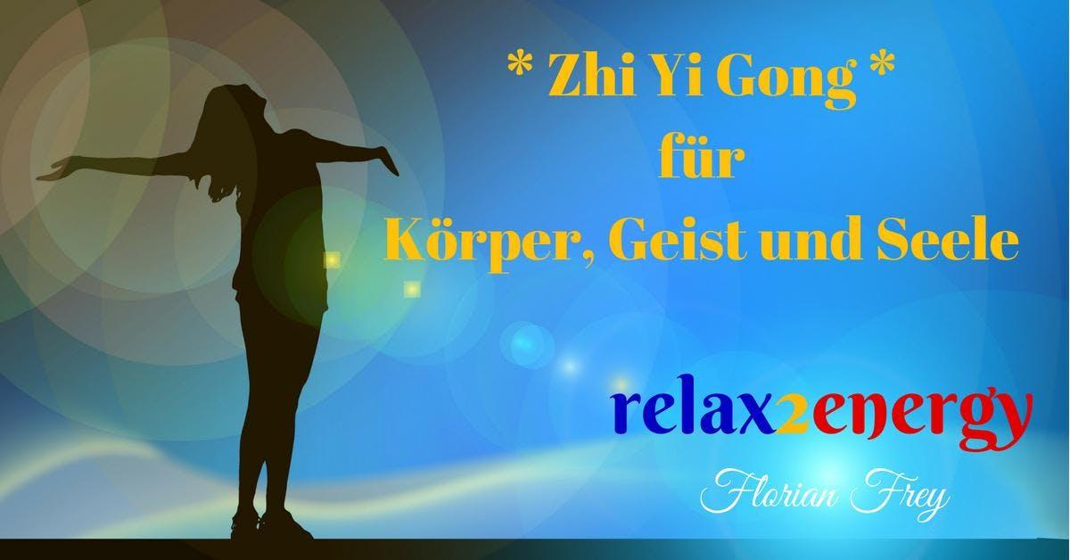 Zhi Yi Gong - Abende & Kurs