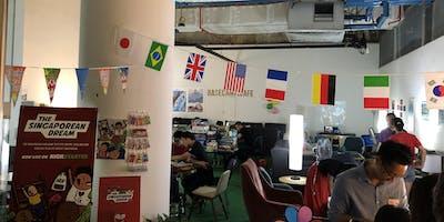 Board Games @ Basecamp