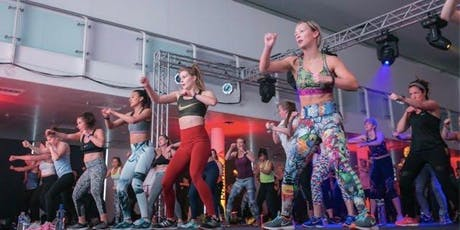 THE ULTIMATE CLASS EXPERIENCE : FIT FESTIVAL tickets