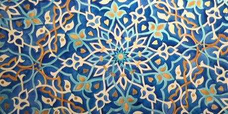 Practical Intro to Islamic Patterns, Geometry and Arabesque, Summer School, LONDON tickets