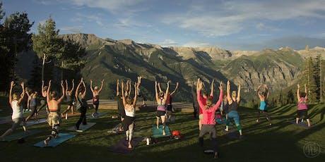 2019 Telluride Yoga Festival tickets
