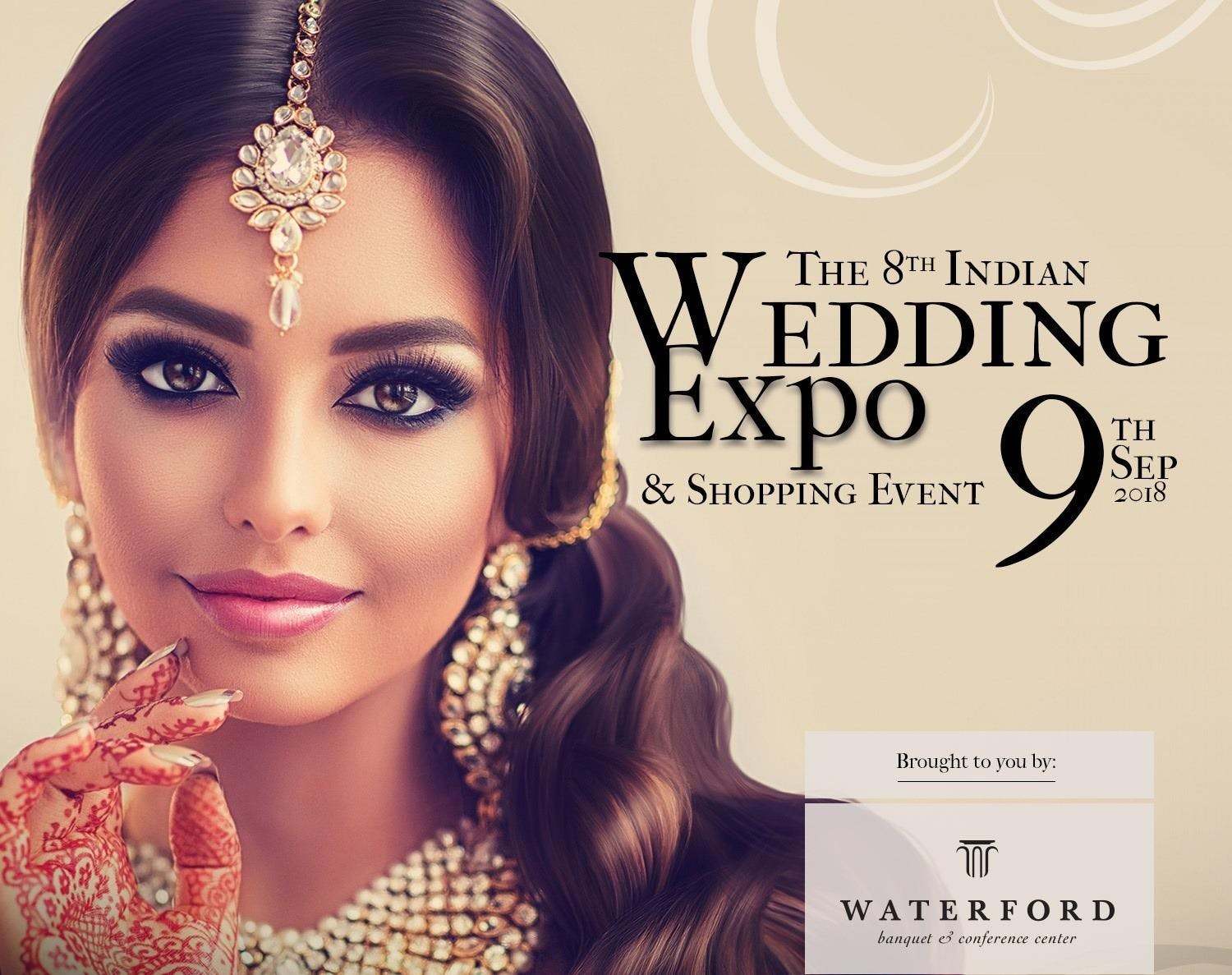 The 8th Indian Wedding Expo Ping Event