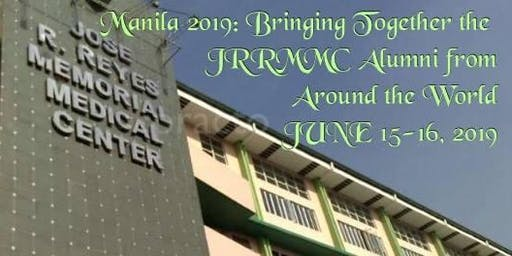 2019 JRRMMC Global Reunion
