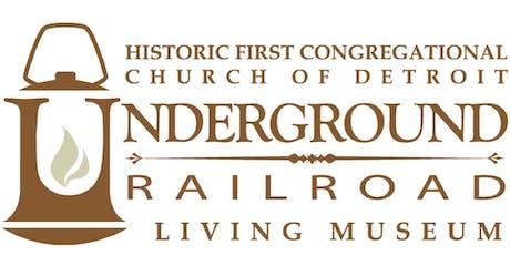 "Historic Underground Railroad ""Flight to Freedom"" Tour tickets"
