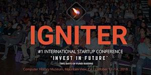 Igniter International Startup Conference