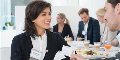 """BNI """"Richtig Netzwerken - Workshop"""" 2019 Region Zwickau"""