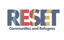 Reset Communities and Refugees logo