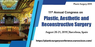 11th Annual Congress on Plastic, Aesthetic and Reconstructive Surgery