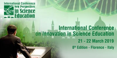 New Perspectives in Science Education Intl. Conference - 8th edition
