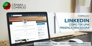 LINKEDIN - COMO TER UMA PRESENÇA VENCEDORA
