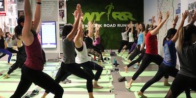 RUNHealthy: New Balance Morning Yoga