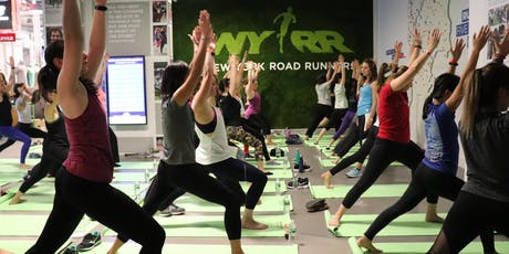 RUNHealthy: New Balance Morning Yoga tickets