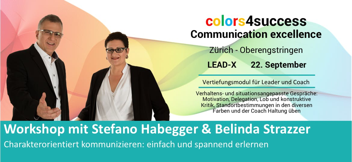 Workshop colors4success - LEAD-X