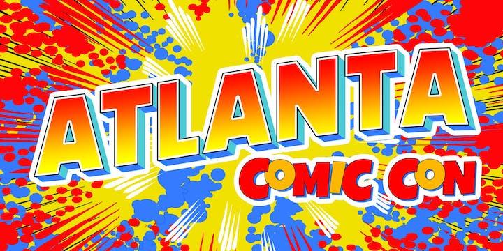 Image result for Atlanta comic con