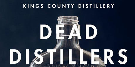 Dead Distillers Trolley Tour tickets