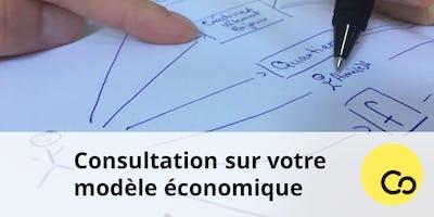 Consultation sur votre modèle économique