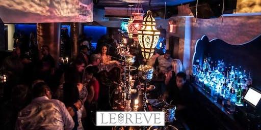 Hookah Fridays @ Le Reve in New York City