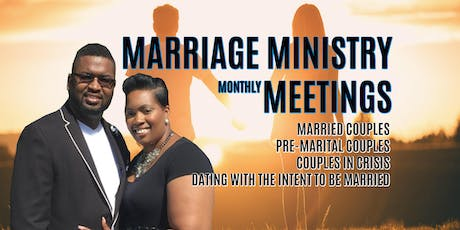 Marriage Ministry Meeting tickets