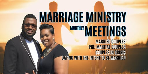 Marriage Ministry Meeting
