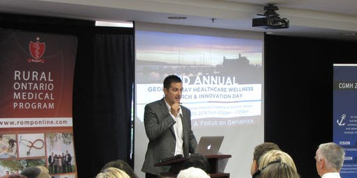Georgian Bay Healthcare Wellness Research and Innovation Day 2019