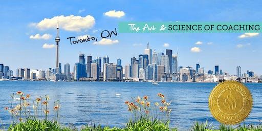 The Art & Science of Coaching - Toronto