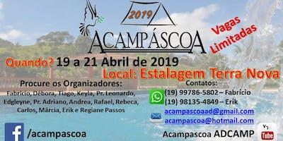 ACAMPÁSCOA 2019