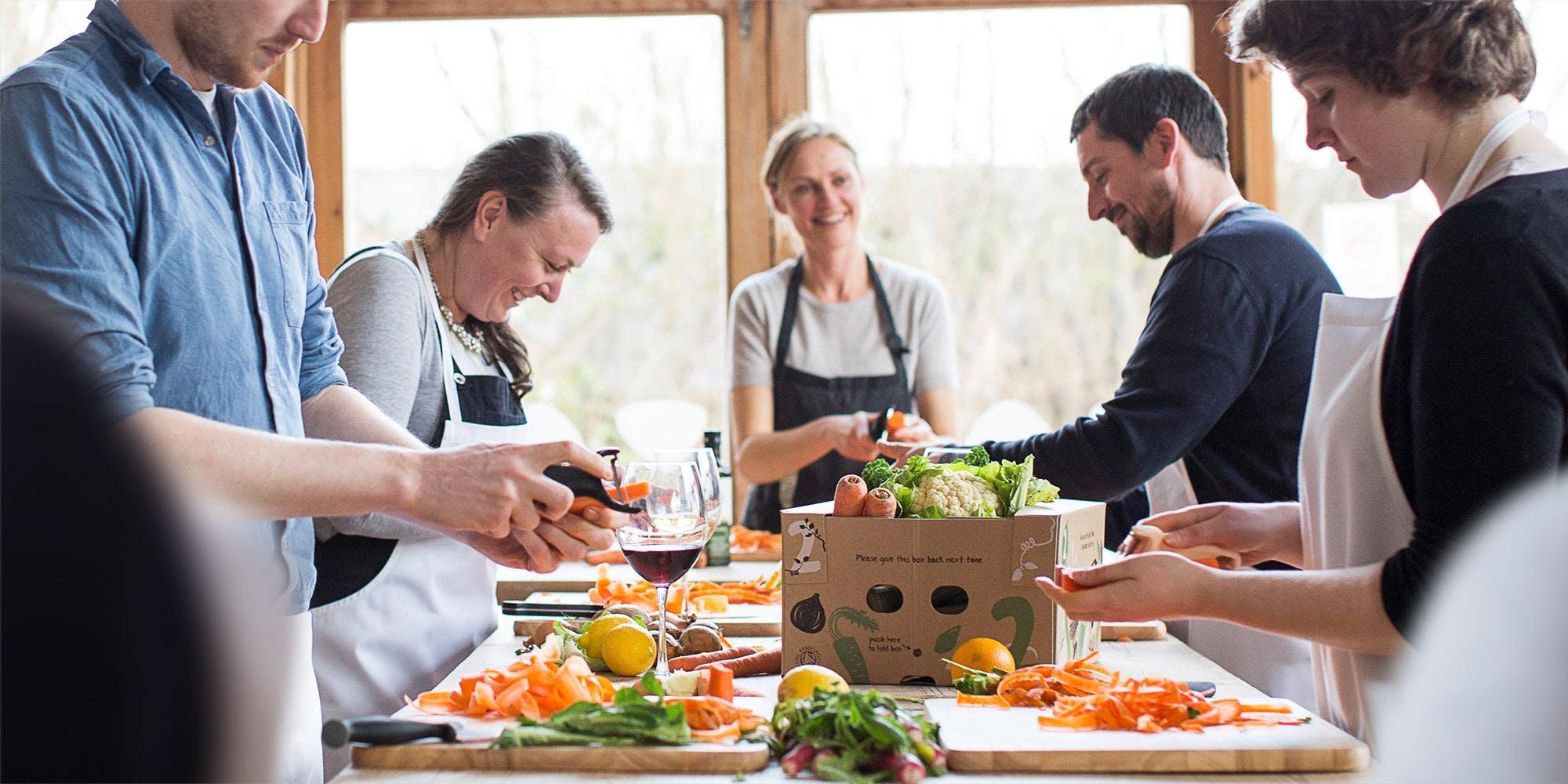 Bring a Friend Master Veg Class & Farm Tour @
