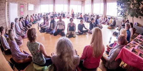 OM CHANTING TAMWORTH- Experience the Power and Vibration of OM tickets